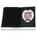 Badge Case, 2 Oversized ID Windows, Soft