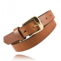 "1.25"" Oil Tanned Latigo Leather"