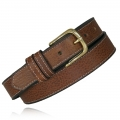 "1.25"" Tucson Full Grain Bison Leather"
