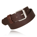 "1.5"" Brown Full Grain Leather"