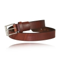 "1.5"" Oil Tanned Latigo Leather Elastic"
