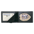 Billfold Style Badge Case, Soft