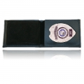Billfold Style Badge Wallet, Card Slots, Soft