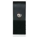 Epaulet Mic Holder, Hook and Loop