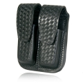 Double Mag Holder for 9mm/40cal., Hook and Loop