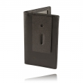 Double Oversized ID Holder with Flap