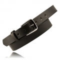 "1 1/2"" No Lines Off Duty Belt"