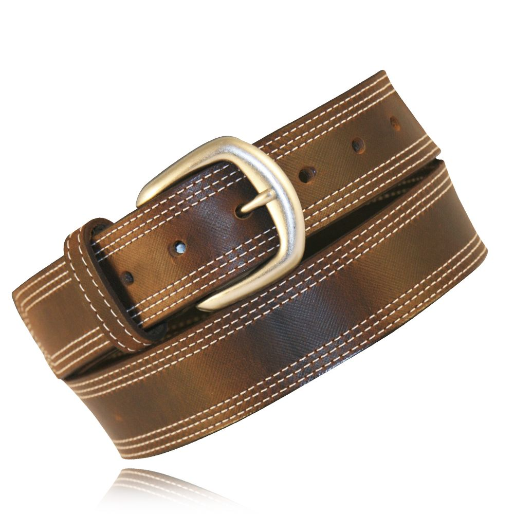 "1.5"" Brown Latigo Leather"