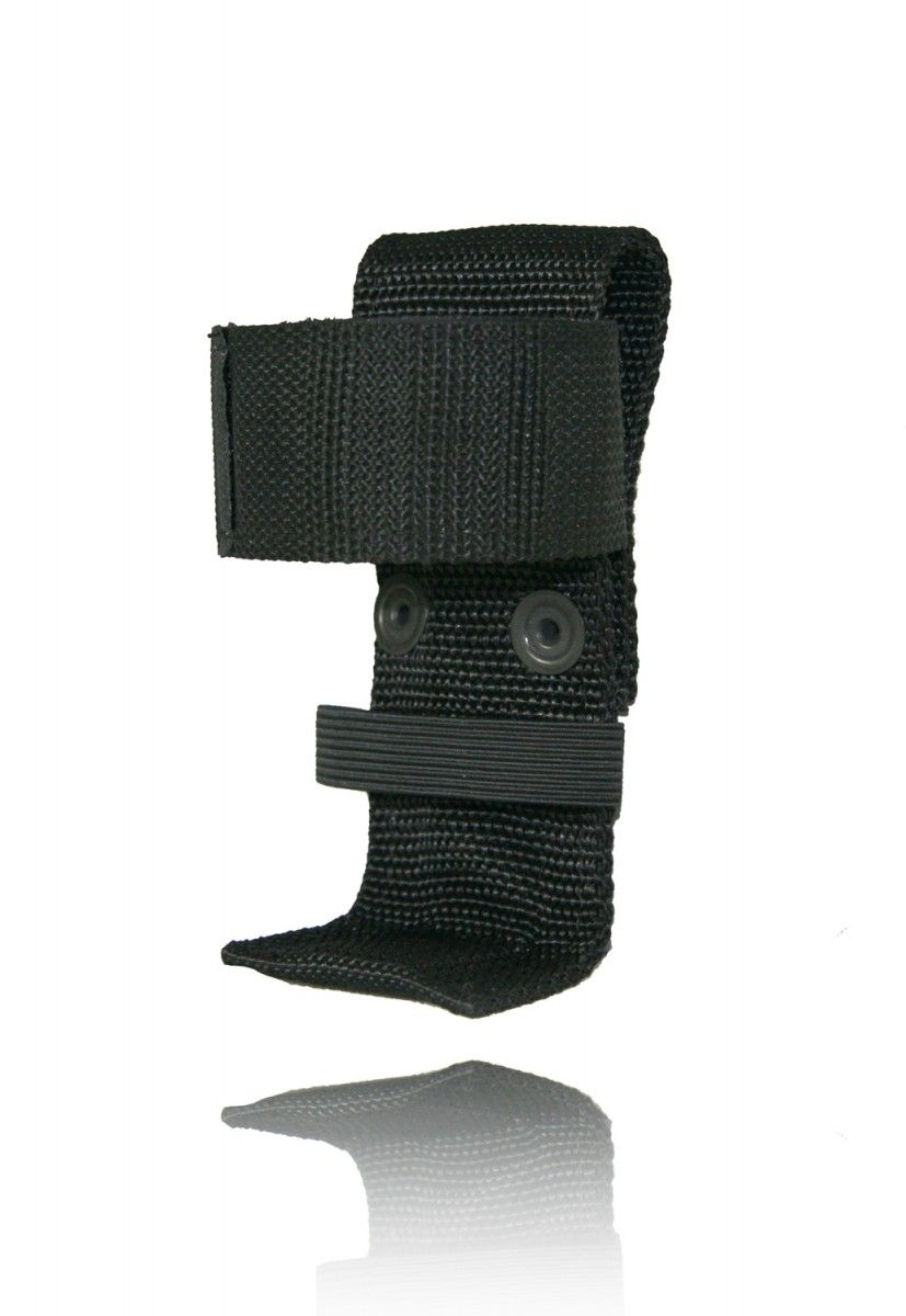 "Deluxe Adjustable Radio Holder 4"", Ballistic Weave"