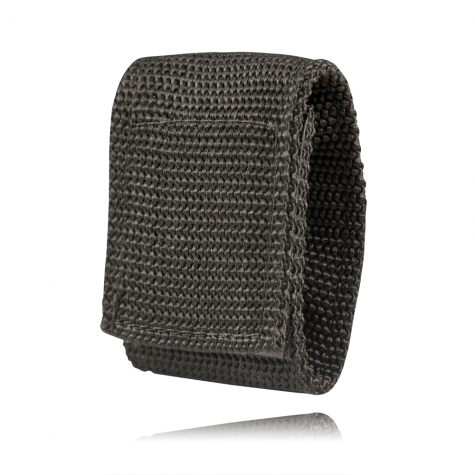 "1 3/4"" Double Wide Belt Keeper, Hook and Loop, Ballistic Weave"