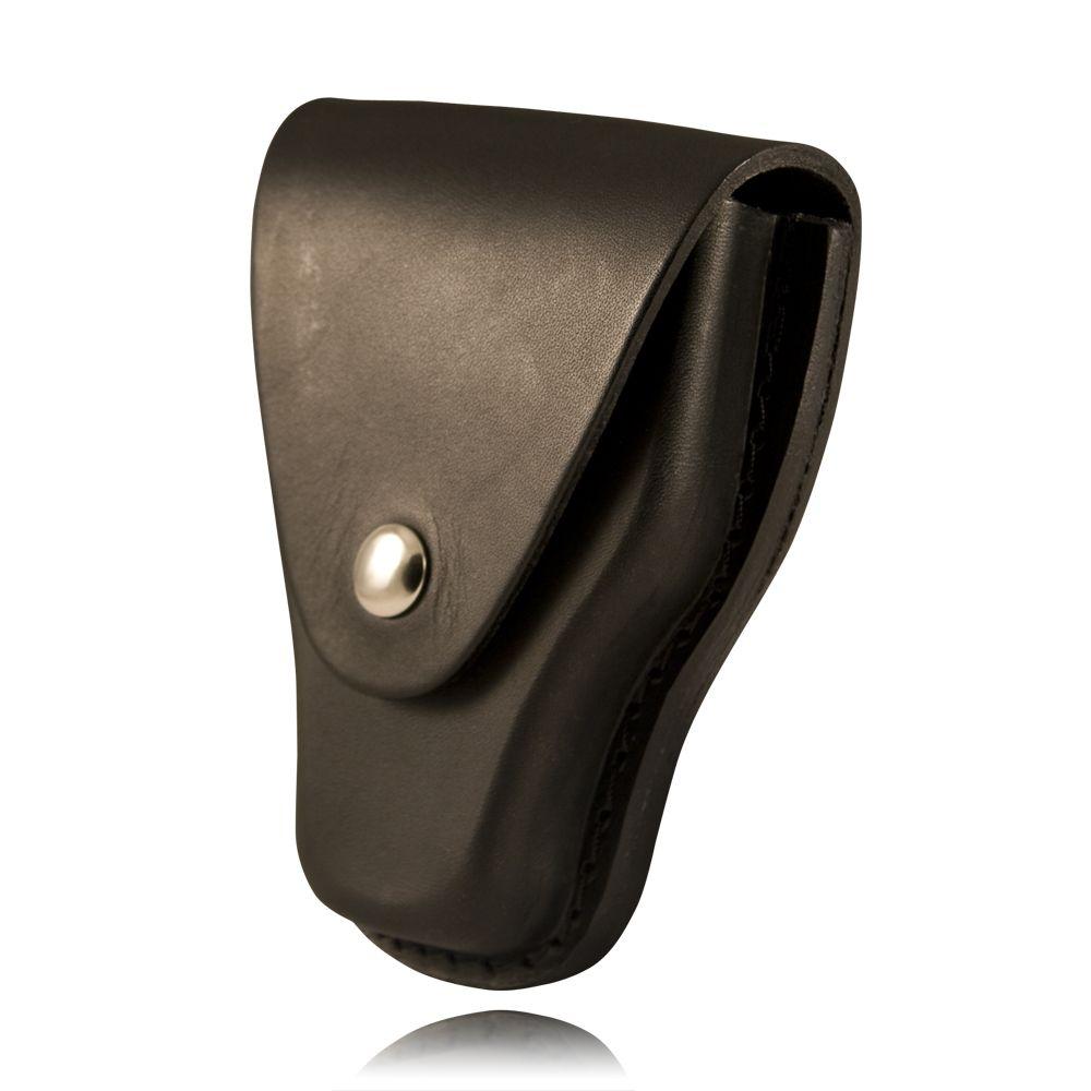 Boston Leather Open Top Handcuff Case 5515-1