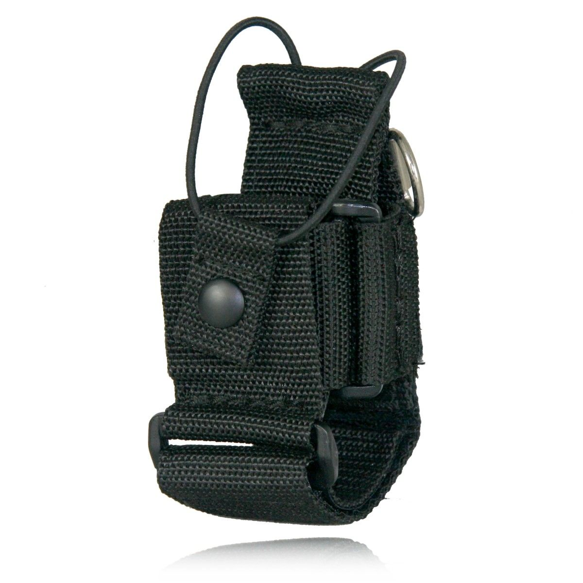 Firefighter's Adjustable Radio Holder, Ballistic Weave