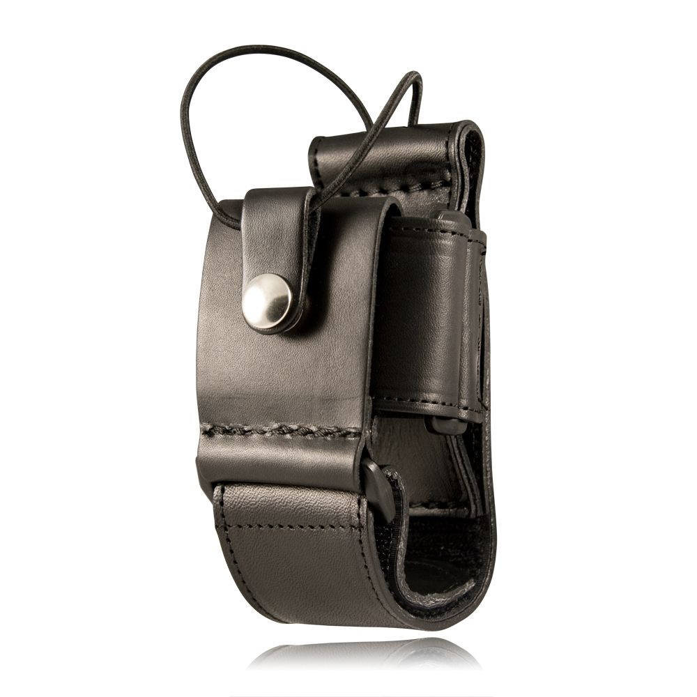 Boston Leather 5610-3 Firefighter/'s Adjustabe Radio Holder