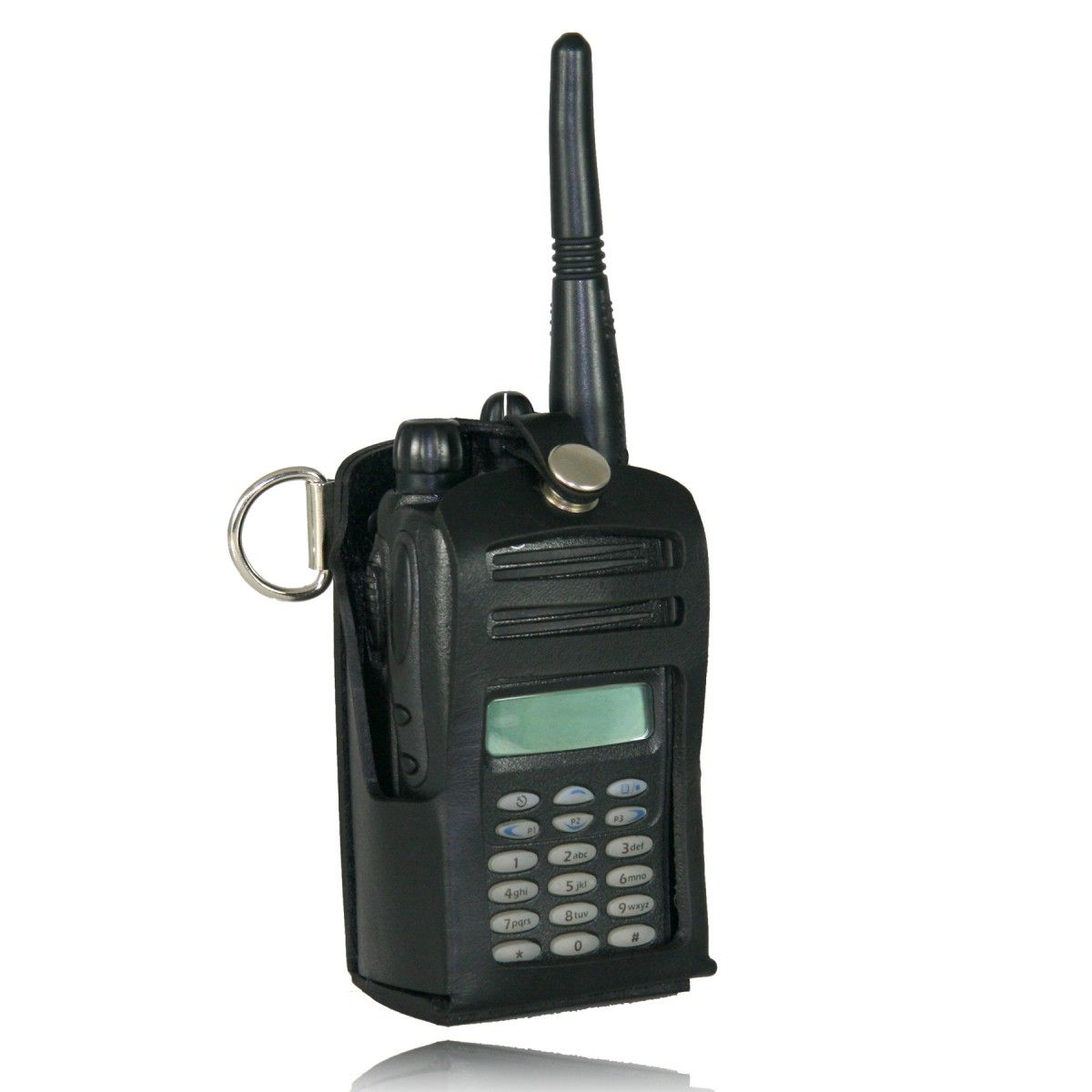 Firefighter's Radio Holder for Motorola EX600 XLS