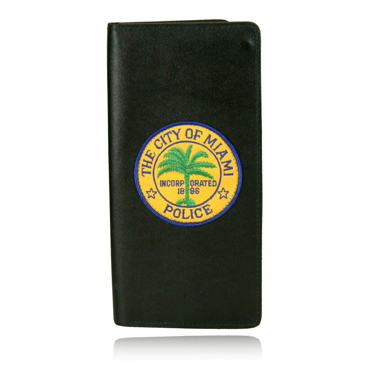 Double Citation Book with Clip, Patch