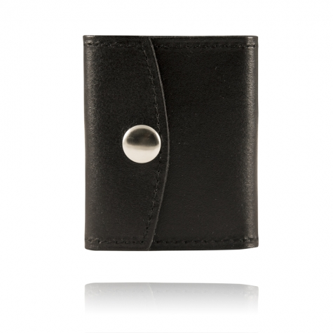 Trifold Badge Case, Snap Closure