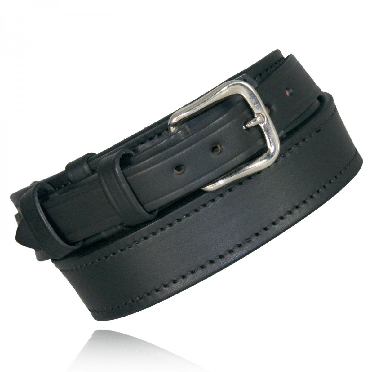 "1 1/2"" Lined Ranger Belt"