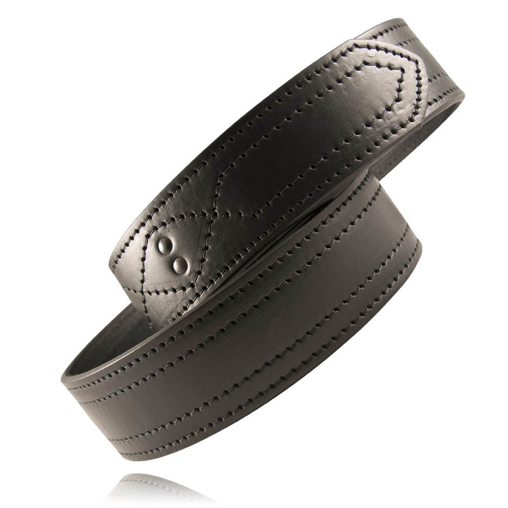 Sam Browne Duty Belt, Full Hook Lined