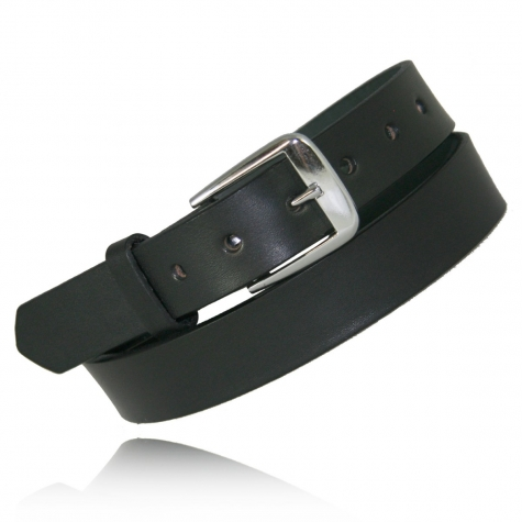 "1 1/4"" No Lines Off Duty Belt"