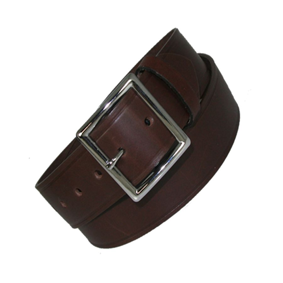 "1 3/4"" GARRISON BELT (AMERICAN VALUE LINE) - BRN"