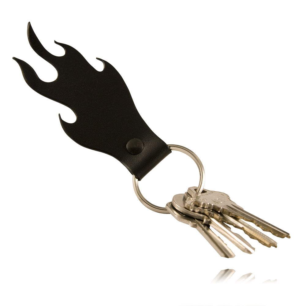 Zipper Pull, Flame