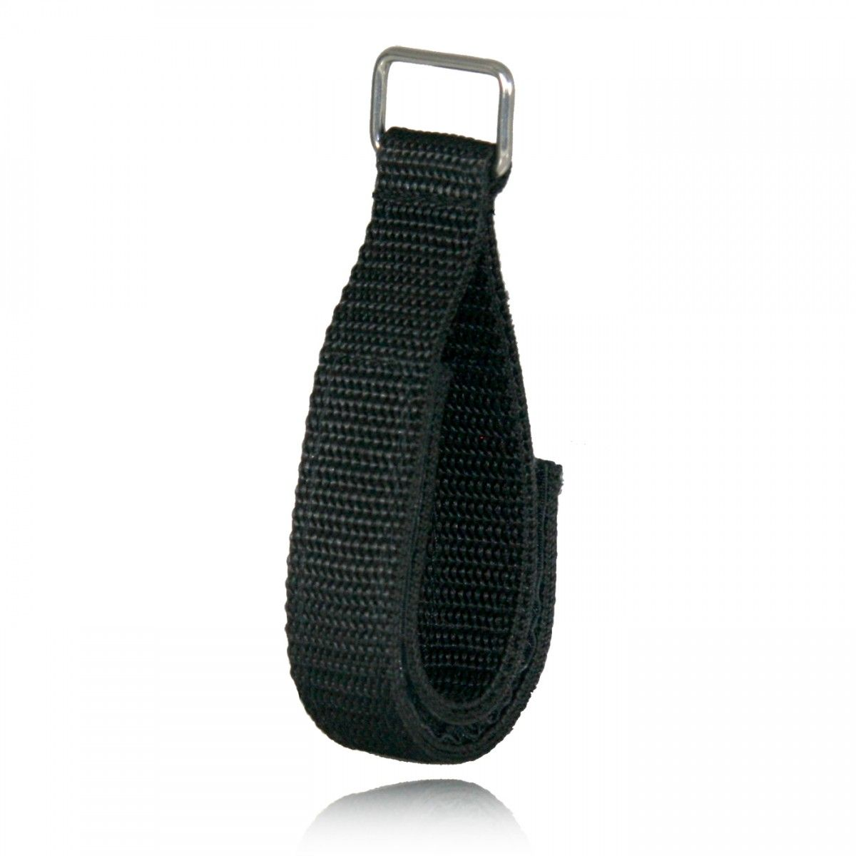 Firefighter's Glove Strap with Square Ring, Ballistic Weave