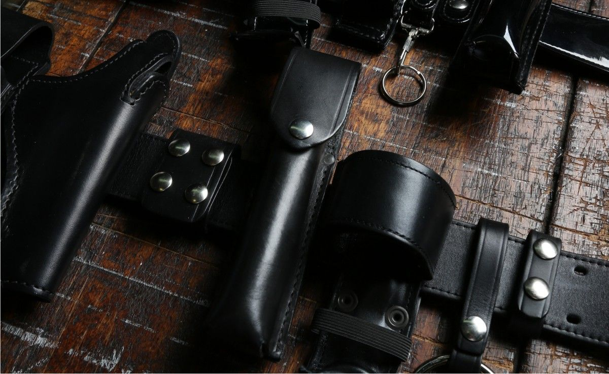 Count on our complete selection of traditional duty belts & law enforcement products.